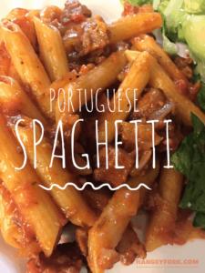 Portuguese Spaghetti