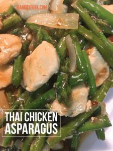 Thai Chicken Asparagus