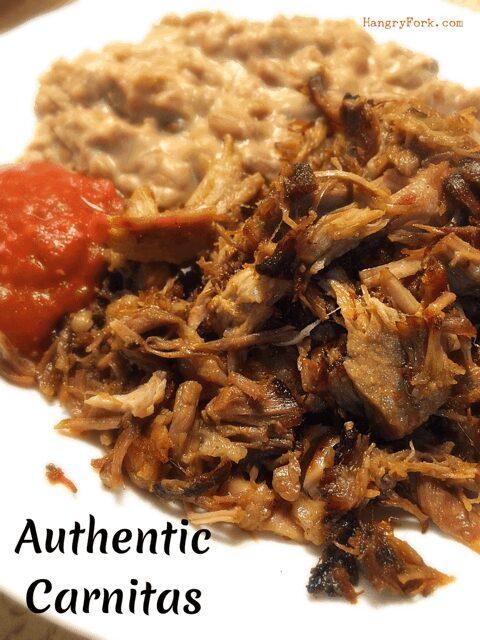 Authentic Carnitas Recipe