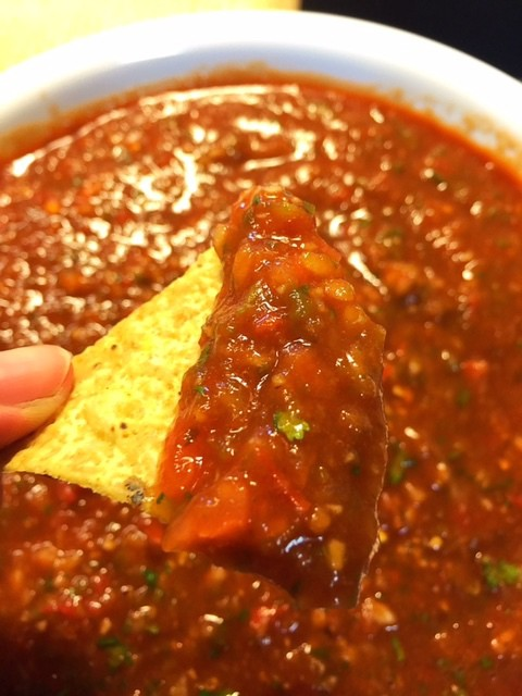Best Homemade Mexican Restaurant Style Salsa