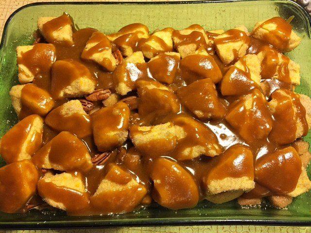 Caramel Monkey Bread