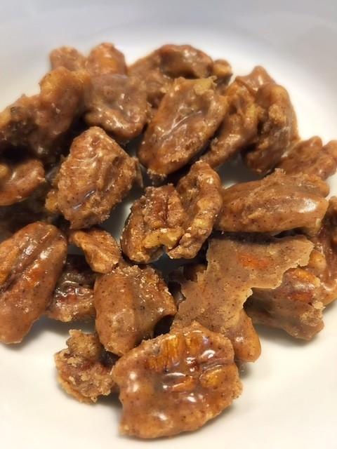 Cinnamon Sugar Pecan