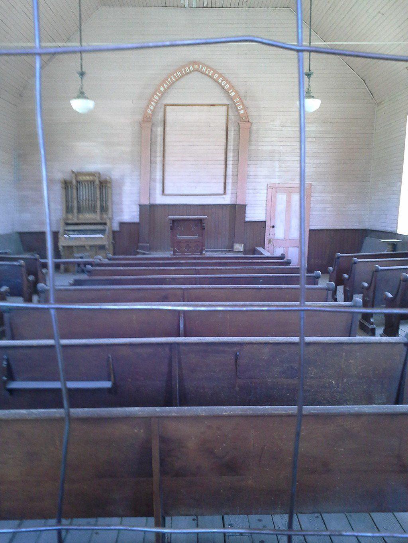 Bodie California Church