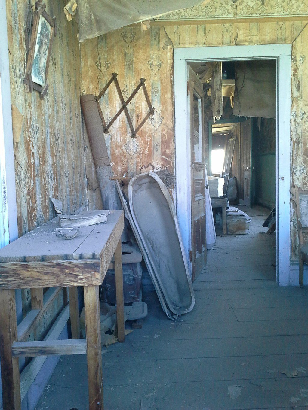 Bodie California Funeral Home