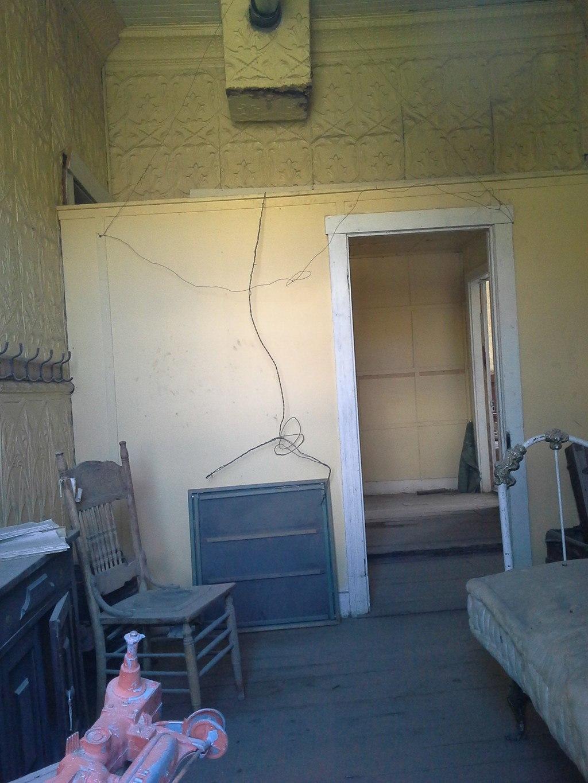 Bodie California Inside Hotel Room