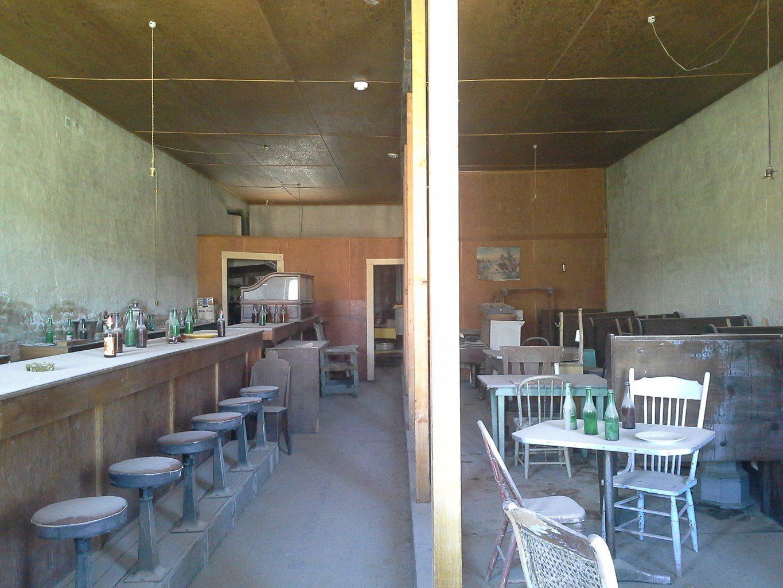 Bodie California Saloon