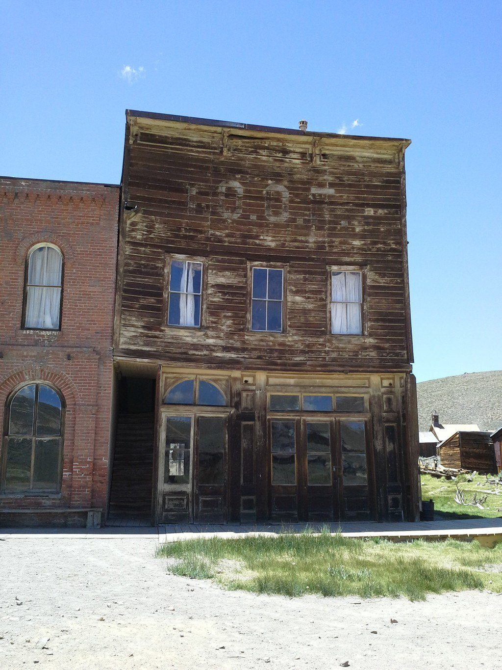Bodie CA Old Hotel