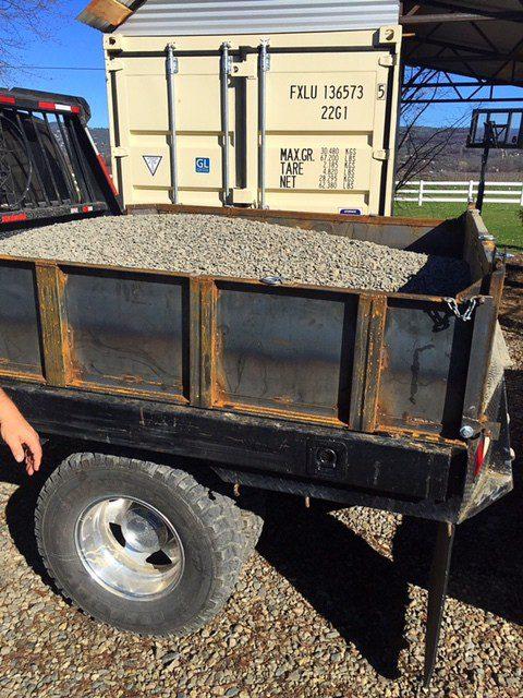 Dump Truck Dually Flatbed