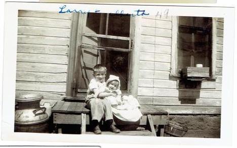 Farmhouse May 1949