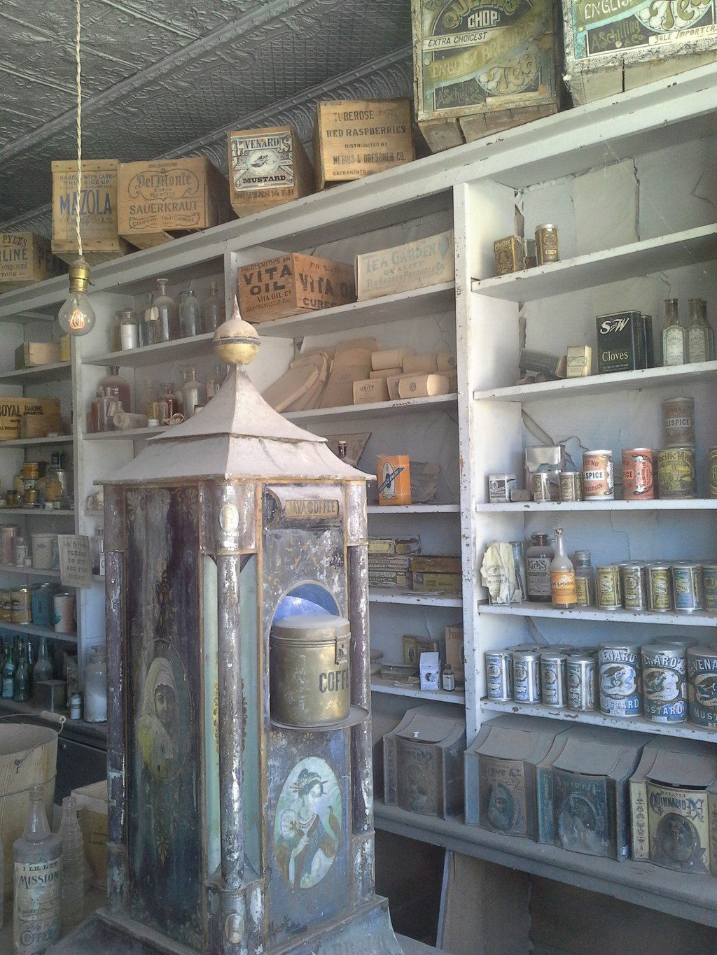 Ghost Town Bodie California General Store