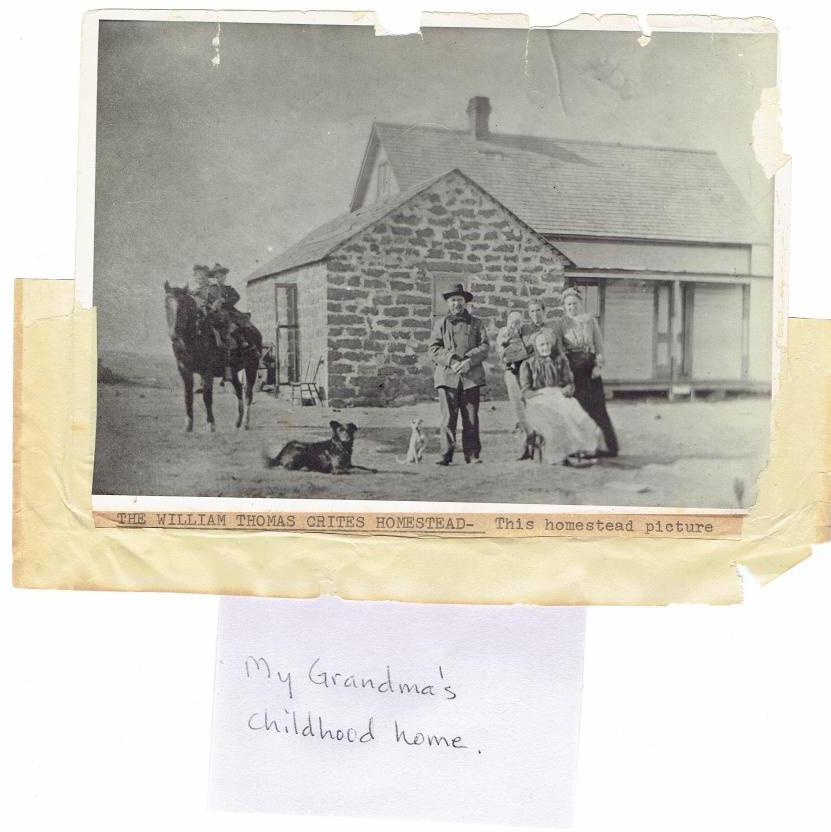 Great Grandma's Childhood Home
