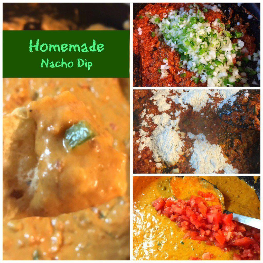 Homemade Chorizo Queso Dip