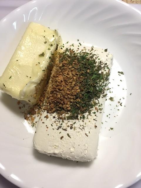 Garlic Herb Cheese Spread