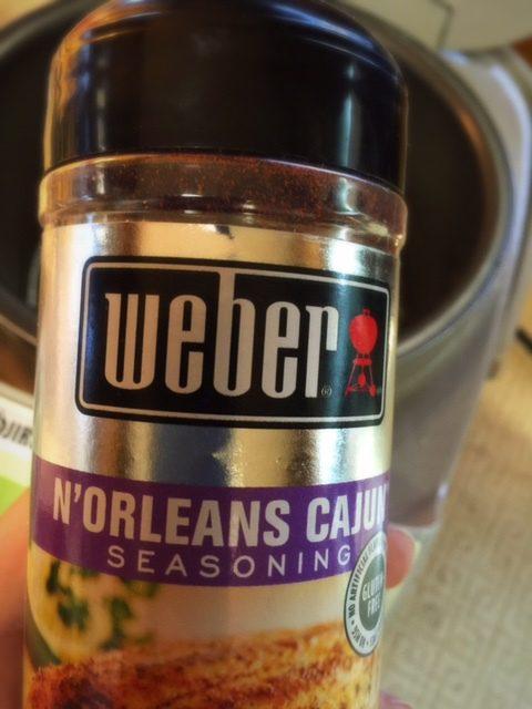 N'Orleans Cajun Seasoning