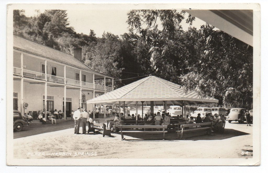 1930's Harbin Hot Springs