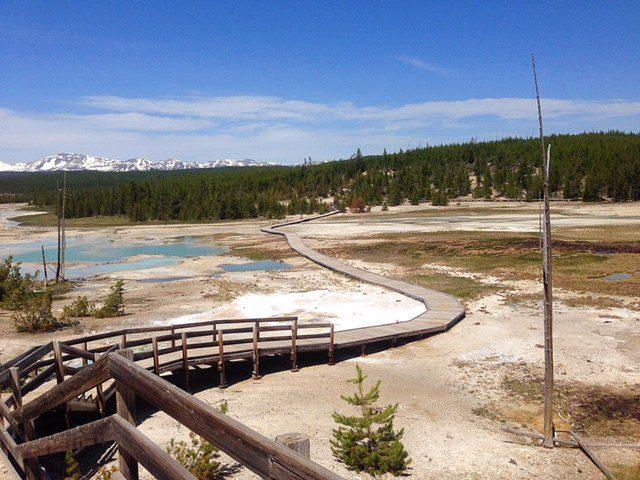 Yellowstone Path