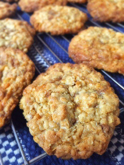 Butterfinger Baking Bits Cookies