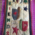 Friends Chicken Quilt