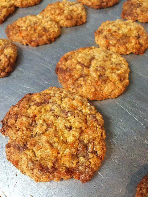 Oatmeal Butterfinger Cookies Yum
