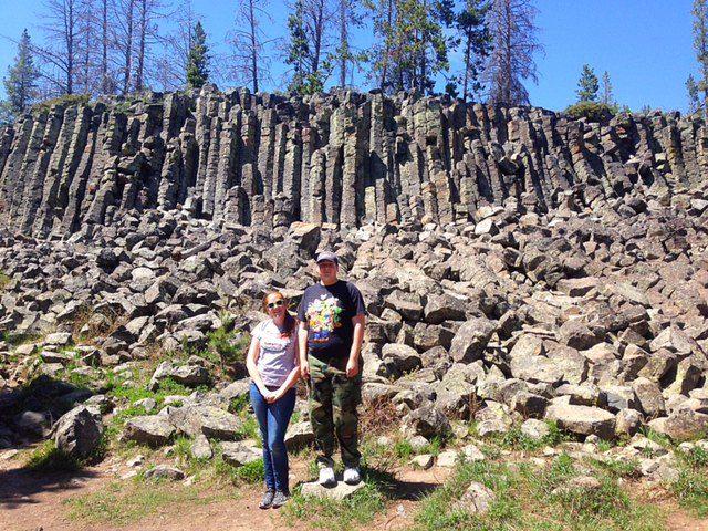 Yellowstone Rocks