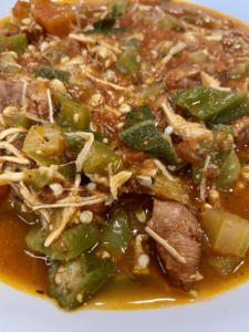 Easy Chicken and Sausage Gumbo Recipe