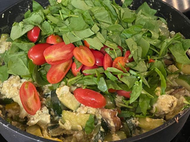 how to make healthy scrambled eggs 1