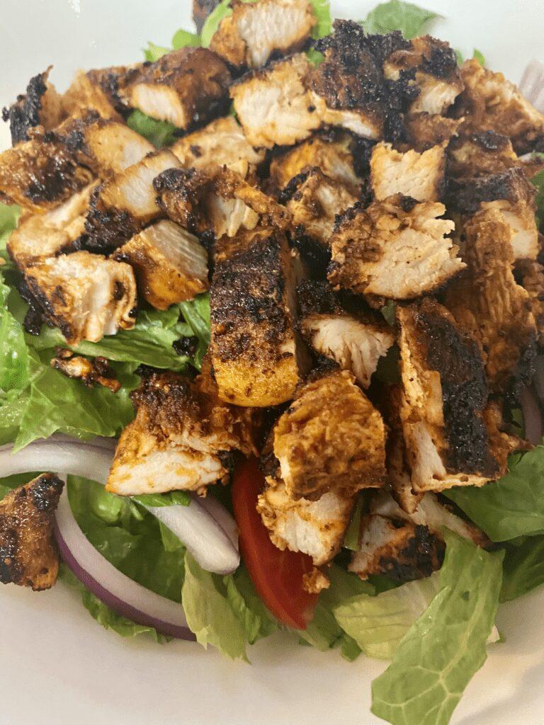 Keto Mexican Salad Recipe